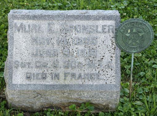 Tombe de Murl - Murl's grave - FindaGrave.com