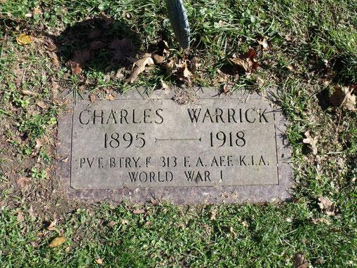 Tombe de Charles - Charles' grave - FindaGrave.com