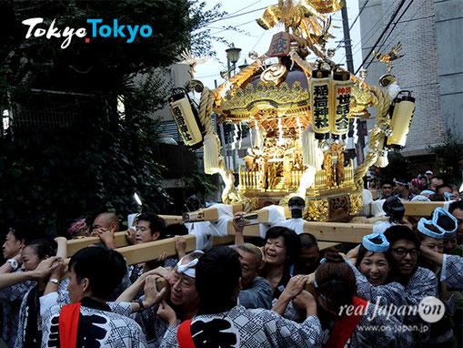 久我山稲荷神社, 秋季例大祭, 令和元年 10月5日(土)・6日(日)