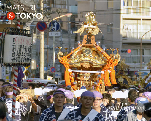 牛嶋神社大祭, 2012年(平成24年) 9月, 向島二丁目睦町会, 大神輿渡御