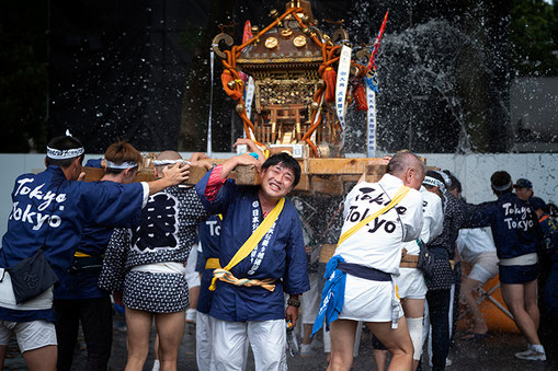 Hibiya Odeo Matsuri, 日比谷大江戸まつり, 過去開催写真, 2019年, 日比谷公園, Hibiya Park Tokyo, TOKYO TOKYO