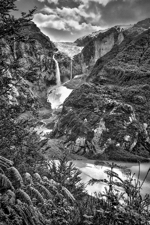 Ventisquero Colgante, Patagonia