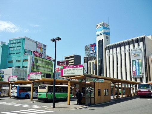 なぜか秋田駅の画像
