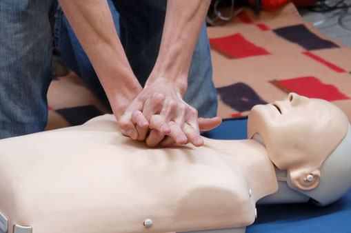 RCP Reanimación Cardio pulmonar