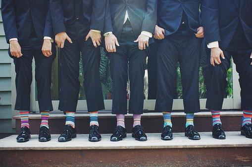 Hoe stijl je sokken?