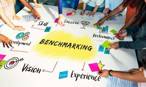 qué es benchmarking