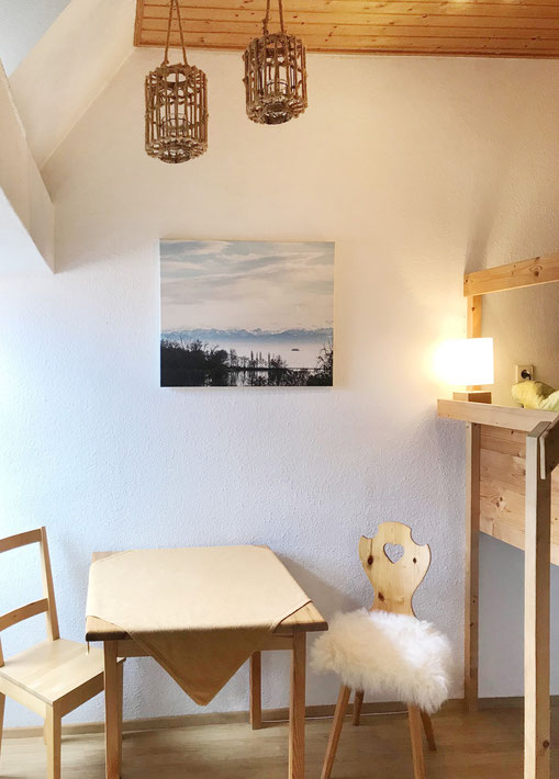 Appartement im Haus Riehle in Litzelstetten bei Konstanz am Bodensee