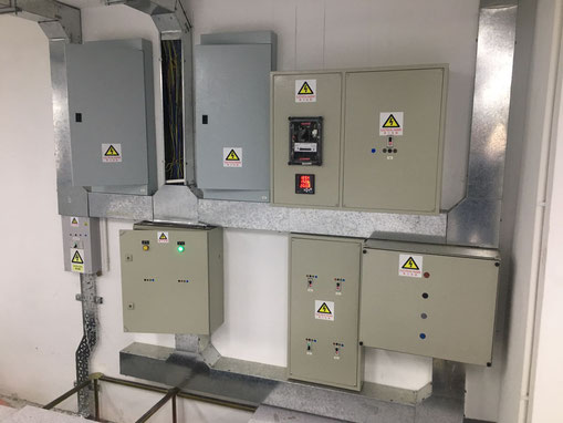 新造電箱、更改電箱 Electrical works/ distribution boards