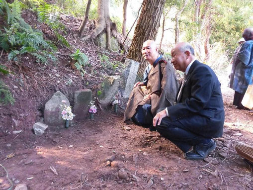 江戸時代の行き倒れ遍路墓供養