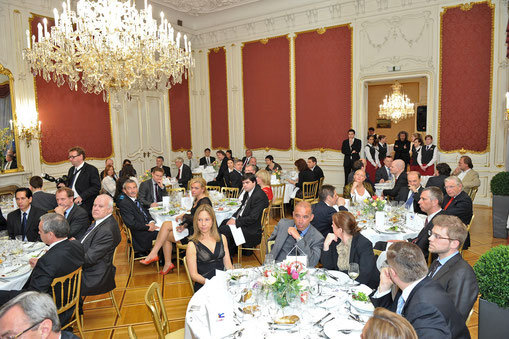 icon vienna 2010 - Gala Dinner - Gallery