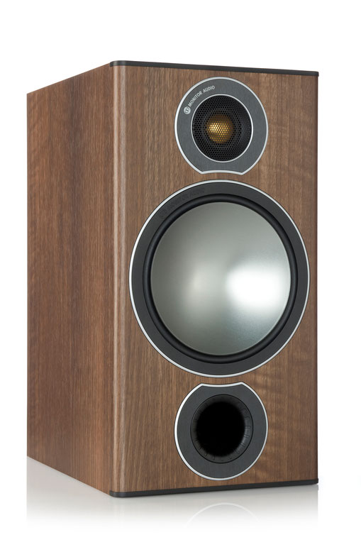 Foto: Monitor Audio / Monitor Audio Bronze 2 - Praxistest auf www.audisseus.de