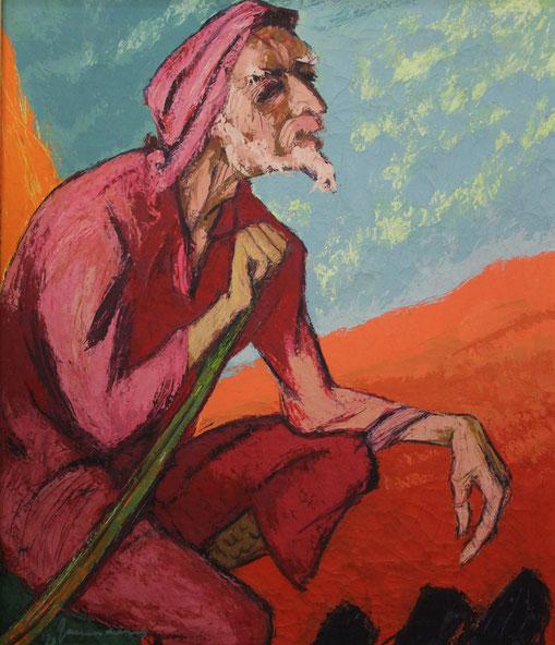 te_koop_aangeboden_een_schilderij_van_de_kunstenaar_jannes_de_vries_1901-1986_de_ploeg