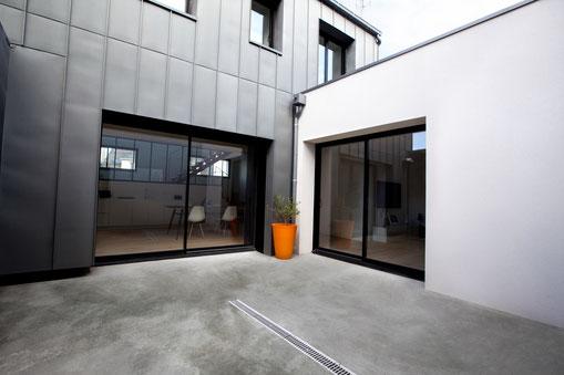 Création d'un Loft à Lorient