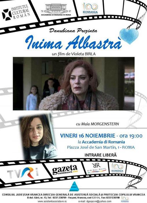 Cuore Blu - Regia di Birla Violeta