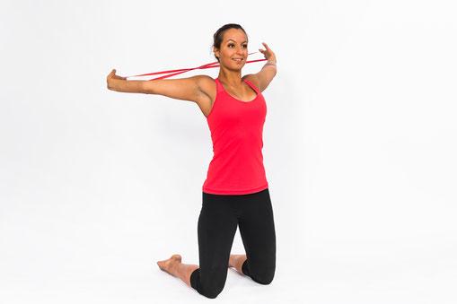 Die wichtigste Übung gegen Schulterschmerzen