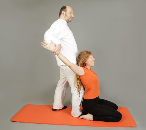 Die effektivste Übung gegen Schulterschmerzen