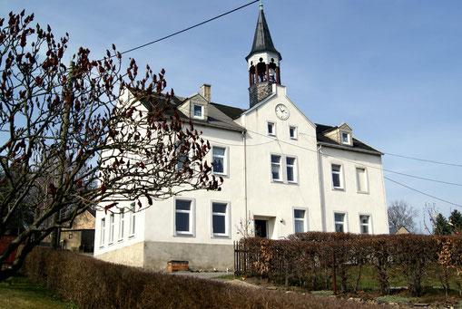 Bild: Teichler Wünschendorf Erzgebirge Schule 2012