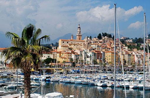 Frankreich, Cote d`Azur, Menton