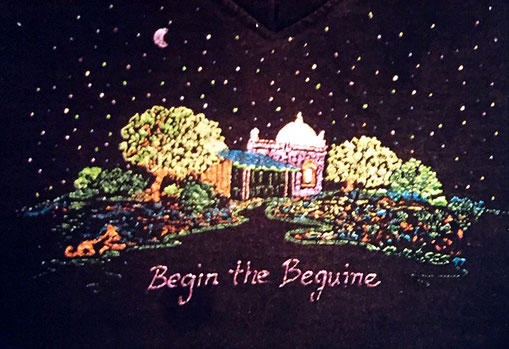 4.  Begin the Beguine