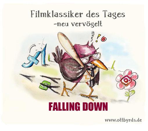 facebook down,intagram down,falling down,filmklassiker,ottbyrds