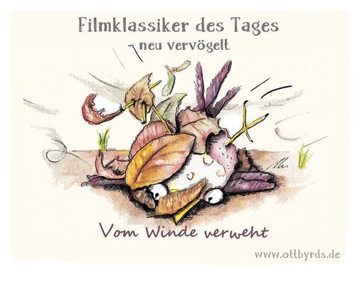 vom winde verweht, filmklassiker, sturmtief eberhard,gone with the wind,wetter,ottbyrds