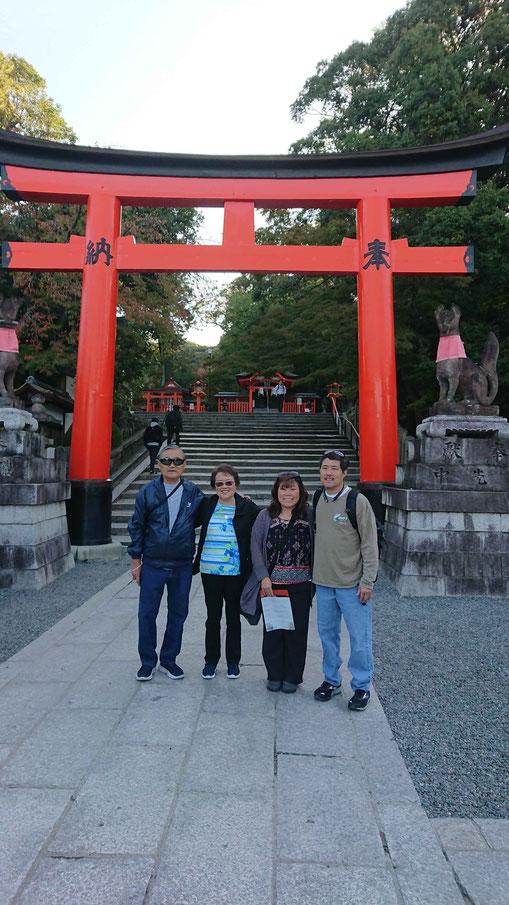 観光ガイド資格保持者による京都観光タクシー