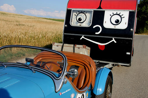 caravane coccinelle vintage camping car van collection ancienne excalibur 35x