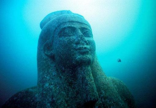 Héracléion Egypte