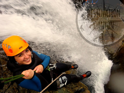 destination-canyon canyoning isère vercors diois grenoble