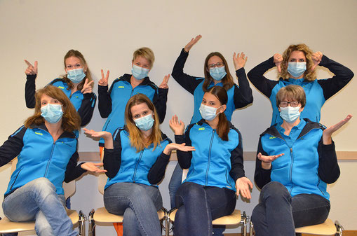 Damenriege Lommiswil - Blogeintrag Vorstand