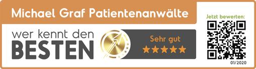 ANWALTGRAF Fachanwalt für Versicherungsrecht und Medizinrecht in Freiburg, Karlsruhe und Offenburg. Profis für Berufsunfähigkeit, Schmerzensgeld und Unfallversicherung.