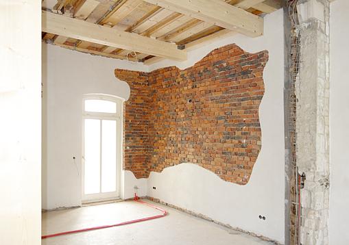 Dekorative Sanierung - ZIEGELSTEINMAUERWERK SANIERUNG - 1511336017s ...