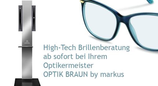 Brillen-Beratung bei OPTIK BRAUN by markus