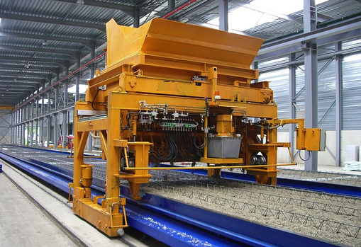 STATIONARY PRODUCTION LINES