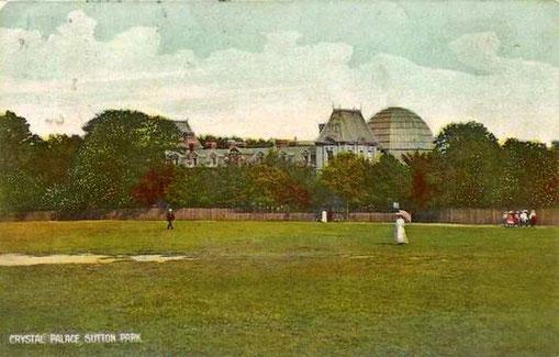 Sutton Park Crystal Palace