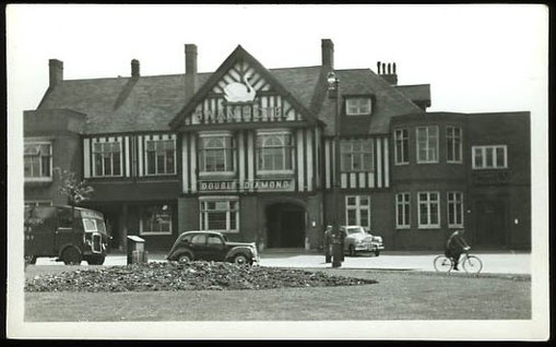 The Swan ?1950s - image used with the kind permission of Frothblower on the Birmingham History Webring