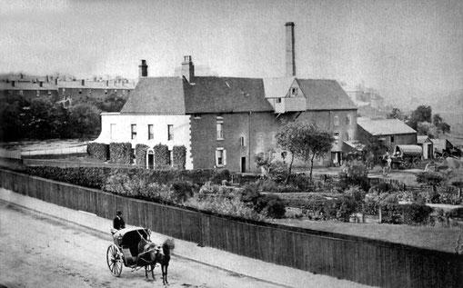 Duddeston Mill - date unknown - late 1800s?