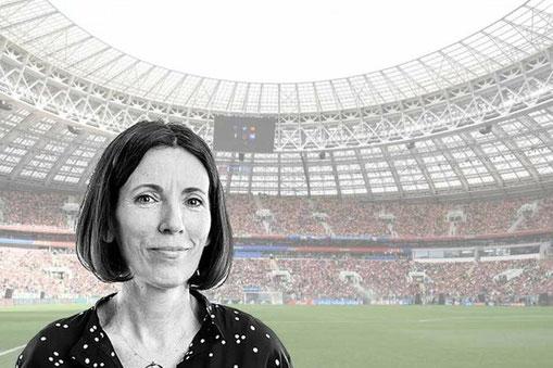 Brit Gloss Autorin Dresden Sachsen WM-Kolumne Fußball Sächsische Zeitung, Sächsische.de