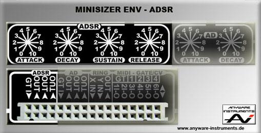 MINISIZER - ENV Section - ASDR Module
