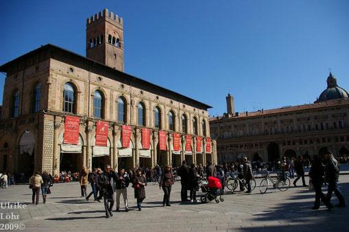 Palazzo del Podestà in Bologna