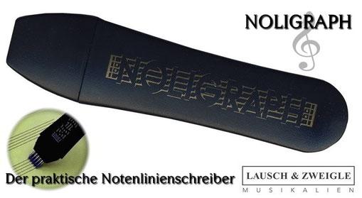Der Noligraph Notenlinienstift - bei Lausch & Zweigle kaufen.
