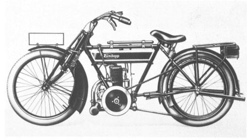 Z22 du numéro 1 à 11000, Très inspirée de la Lewis de 1914