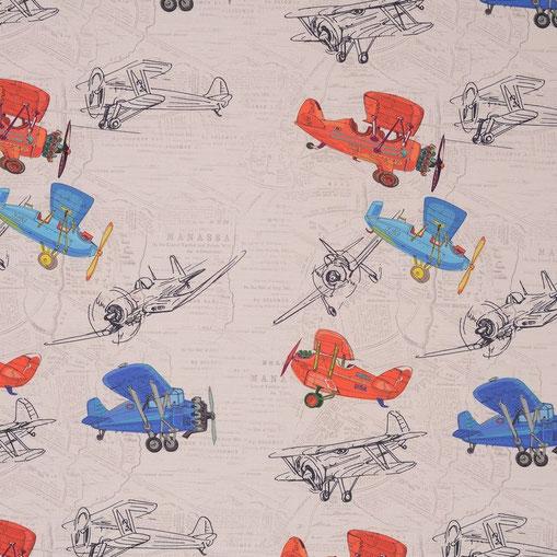 Airplanes ткани Anka
