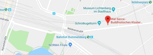 Kartenübersicht Standort Kloster.