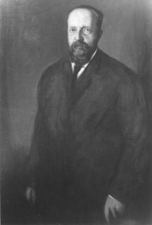 Gemälde Otto Wolfskehls