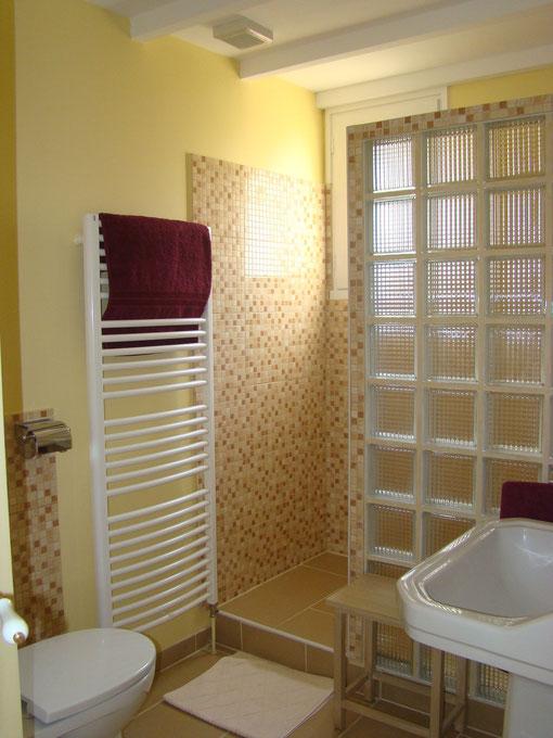 salle d'eau les violettes