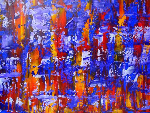 o.T., Acryl auf Lwd., 50x70, 2012  Nr.:12119