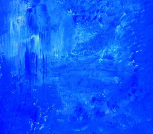 """KLamm"", Acryl auf Leinwand, 60x60, 2010  Nr.:108"