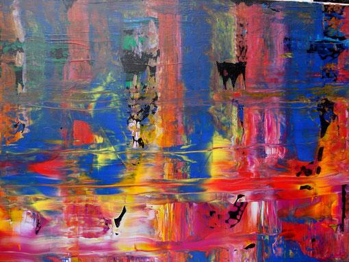 o.T., Acryl auf Lwd., 70x100, 2012  Nr.:12113