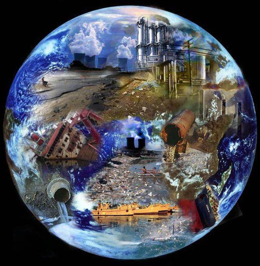 Надо срочно спасать Нашу Планету